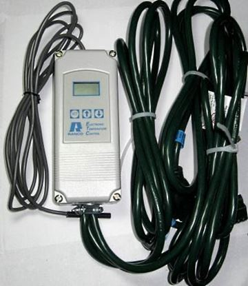 Picture of Ranco ETC-211000-000: 2 Stage Prewired Temperature Controller