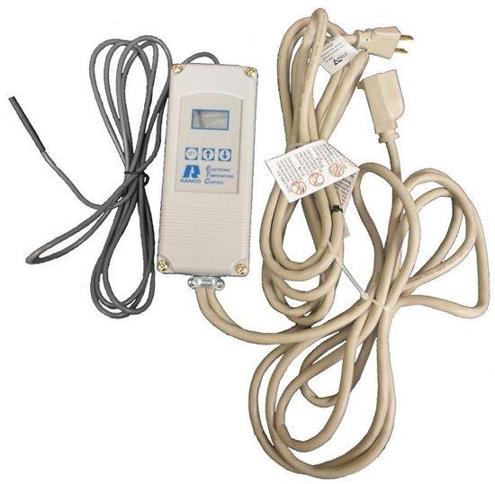 Picture of Ranco ETC-111000-000 Prewired Digital Temperature Controller